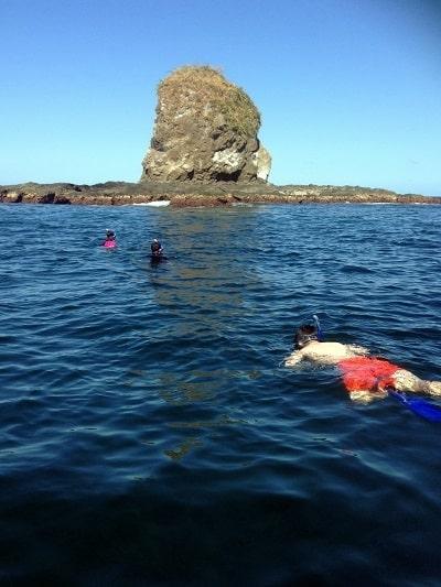adventure activities in costa rica - snorkeling