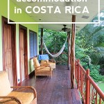 tips for finding accommodation in costa rica