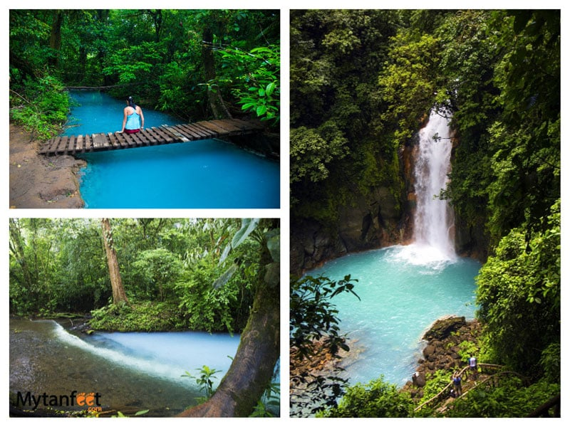 Best Day trips from Playas del Coco - Rio Celeste