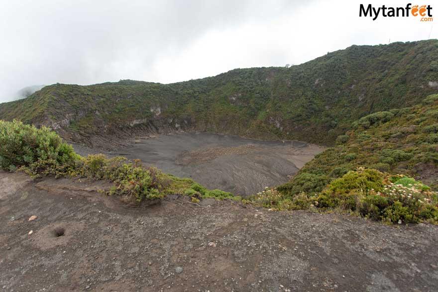 Irazu Volcano National Park - Crater Diego de la Haya