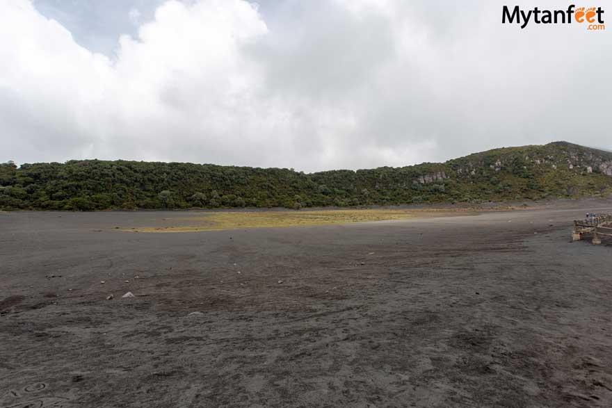 Irazu Volcano National Park Playa Hermosa