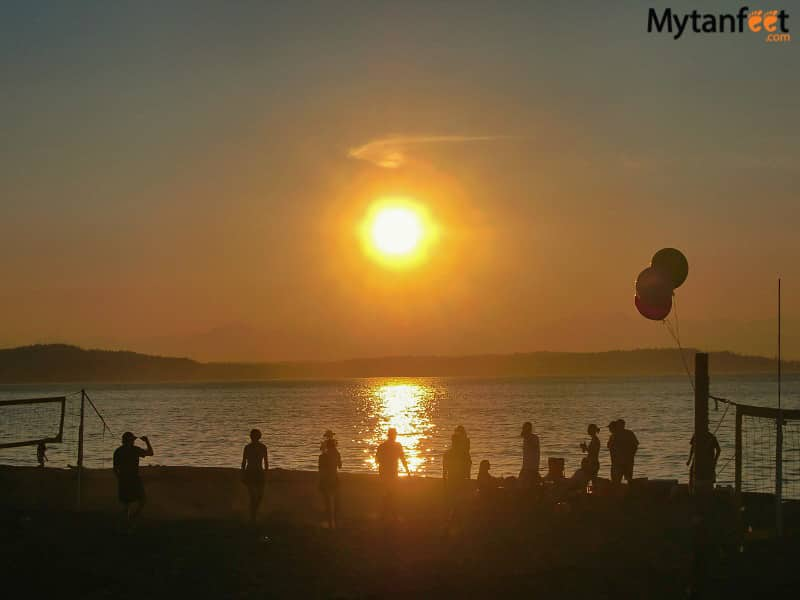Things to do in Seattle - Alki beach
