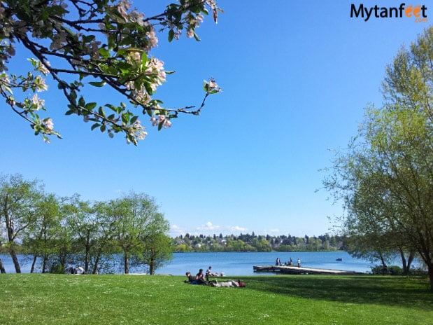 Things to do in Seattle - Green Lake_