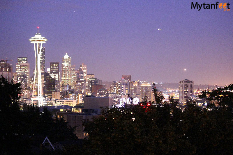 Things to do in Seattle - Kerry Park