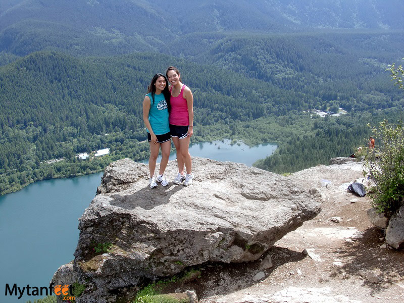 Things to do in Seattle - Rattlesnake Ledge hike