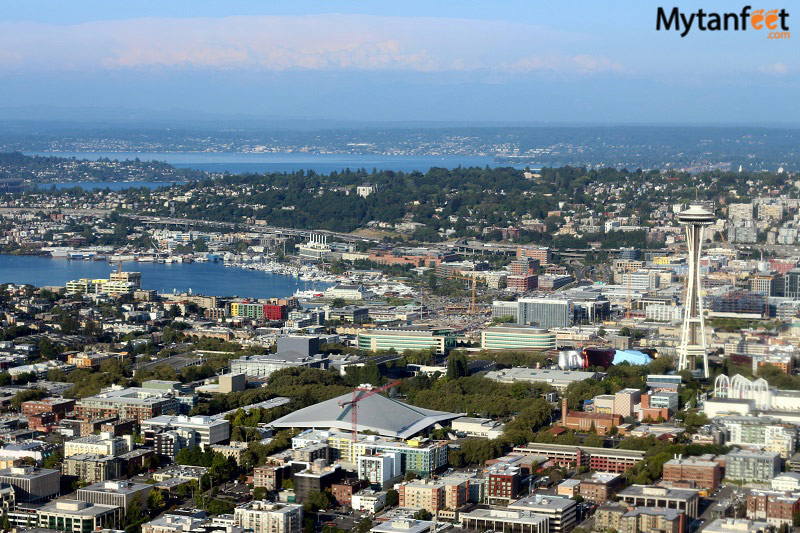 Things to do in Seattle - Seaplane ride with Kenmore Air