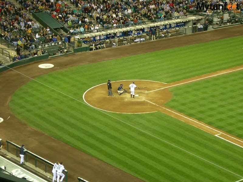Things to do in Seattle - mariners game