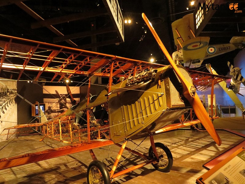 Things to do in Seattle - museum of flight