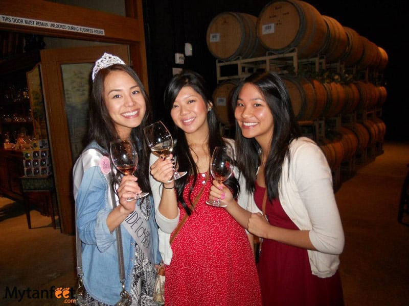 Things to do in Seattle - woodinville wine tasting