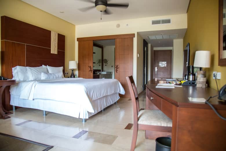 Westin Golf Resort and Spa in Playa Conchal - Royal Beach Club room