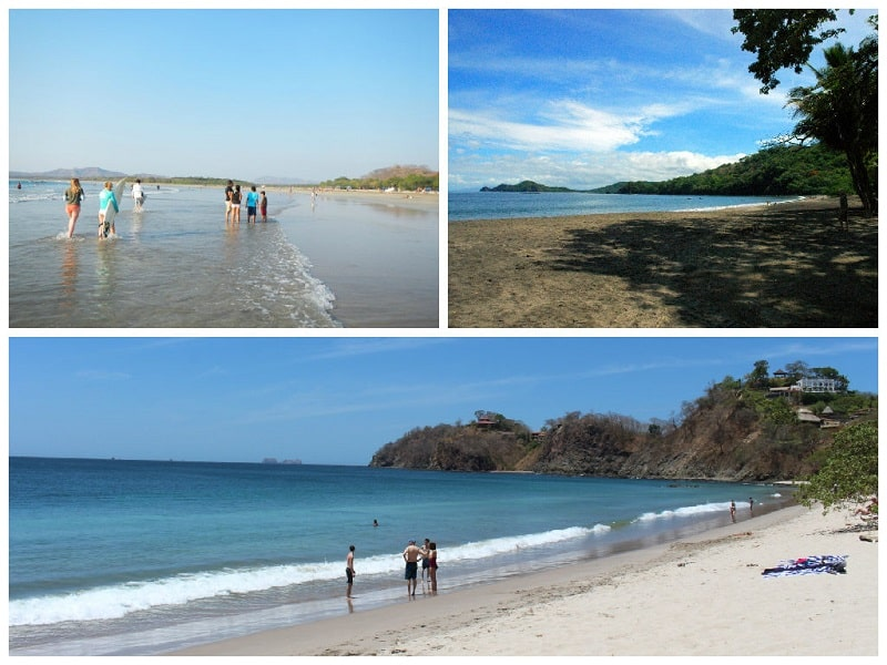 best day trips from playas del coco beach hop