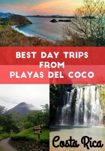 the best day trips from playas del coco