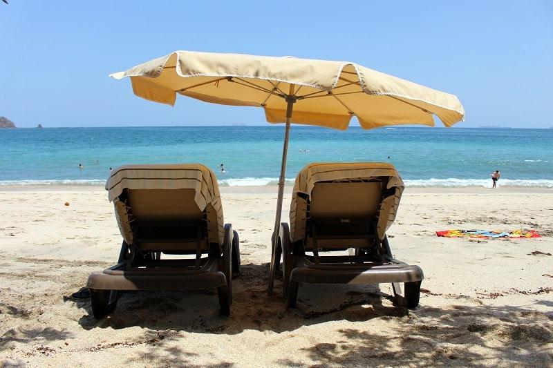 westin golf resort and spa in Playa conchal - Playa Conchal beach