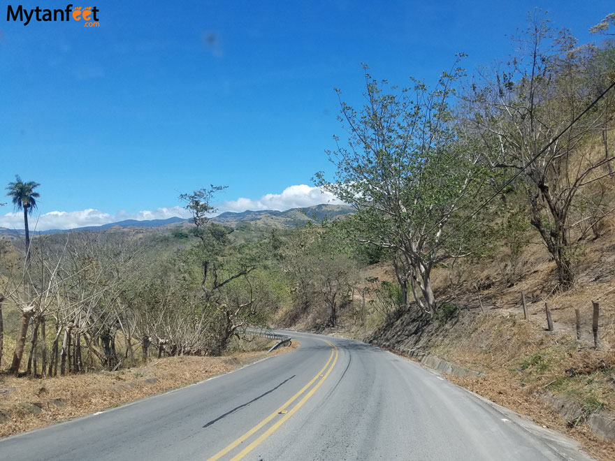 How to get around Costa Rica - driving