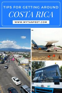 How to get around Costa Rica - guide to different transportation methods and costs