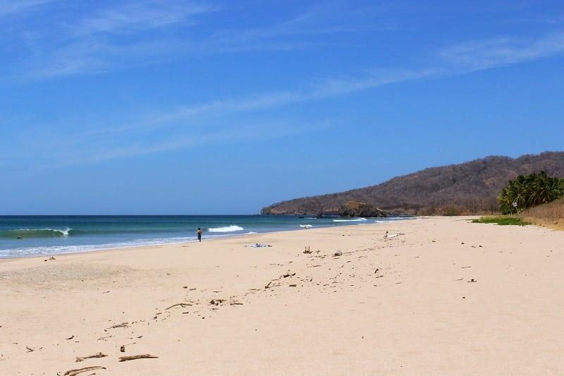 playa grande in costa rica beach guide beach