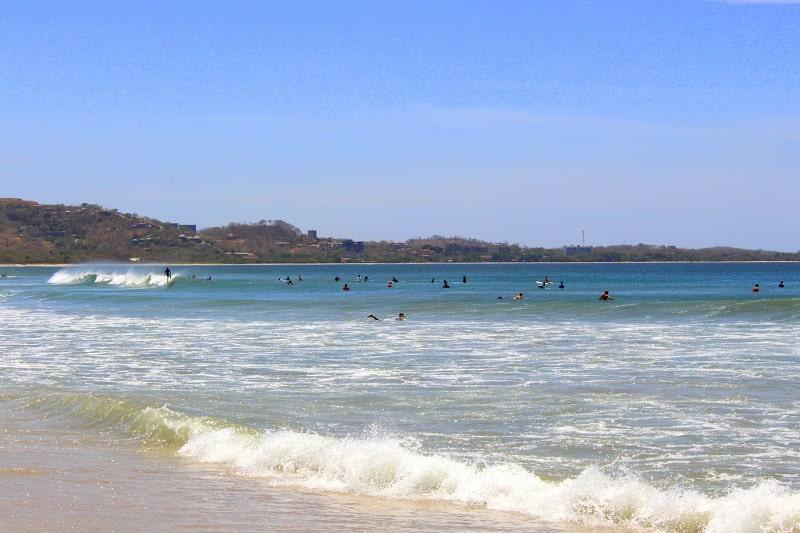 playa grande in costa rica beach guide surfing