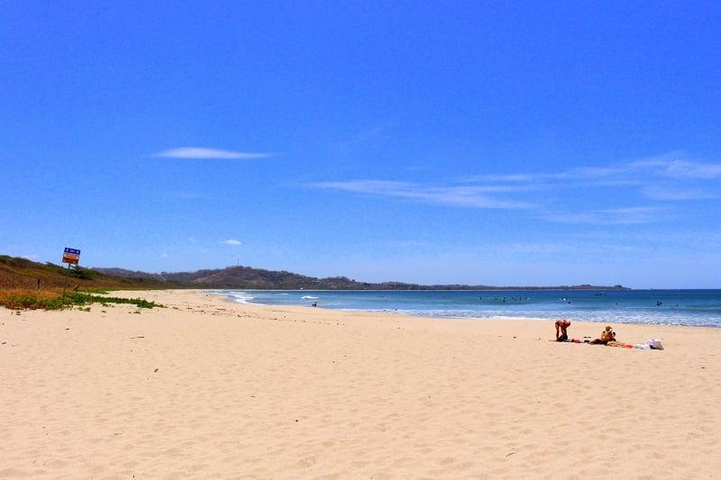 playa grande in costa rica beach guide