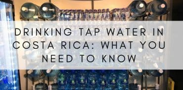 tap water in Costa Rica featured