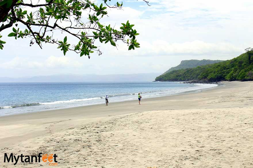 Best beaches in Guanacaste, Costa Rica - Cabuyal