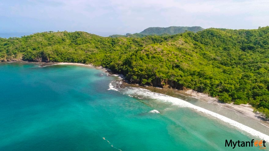 Best beaches in Guanacaste, Costa Rica - Las Catalinas
