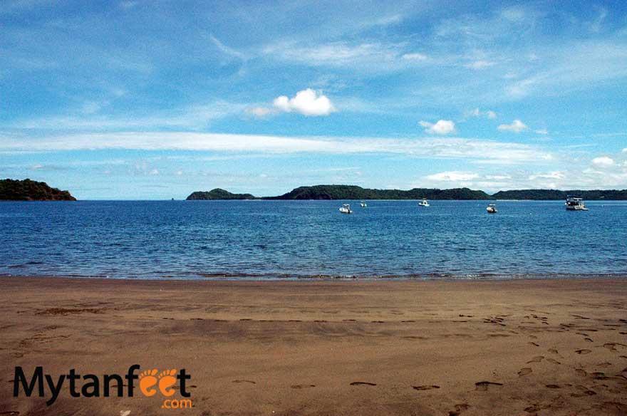 Best beaches in Guanacaste, Costa Rica - Playa Panama