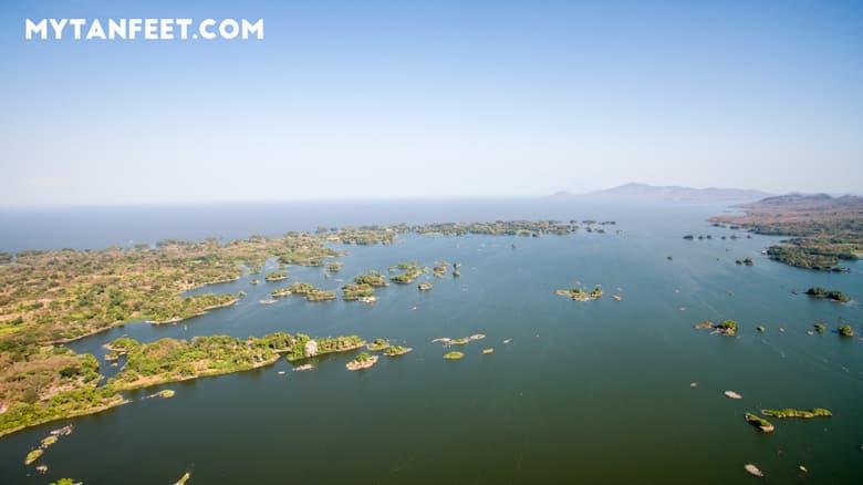 Nicaragua tour from Costa Rica - Lake Nicaragua