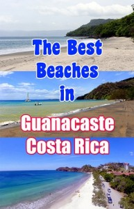 the best beaches in guanacaste costa rica