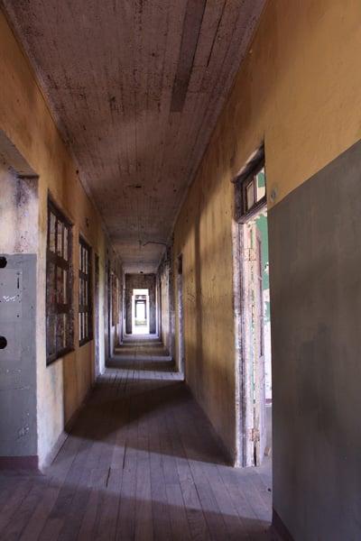 Finca-Sanatorio-Duran most haunted building in costa rica