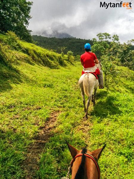 Arenal Horseback Riding Tour
