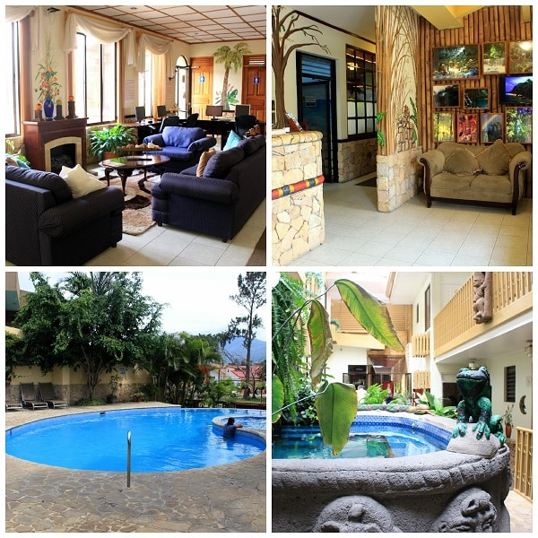 adventure inn in san jose costa rica property
