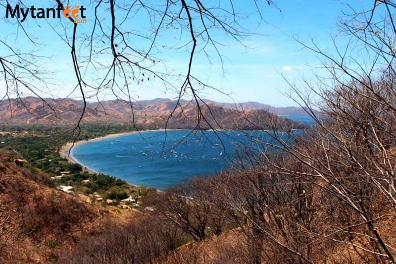 costa rica in rainy season - coco dry season