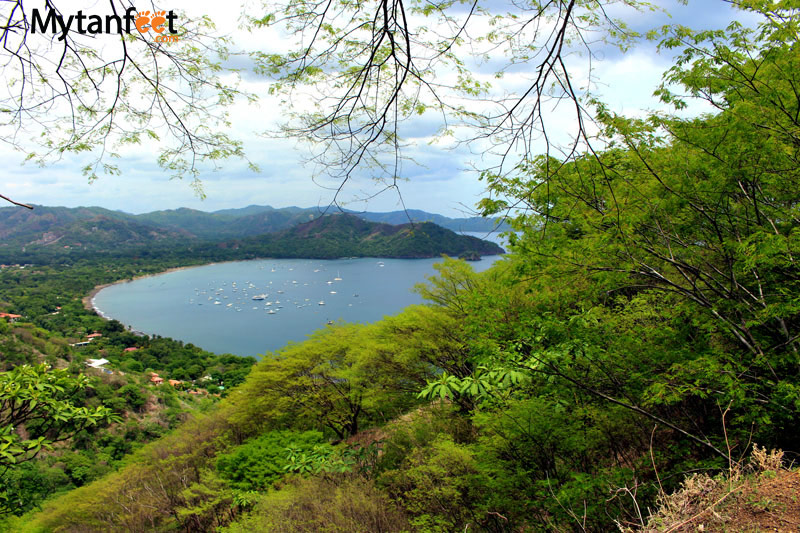 costa rica in rainy season - coco