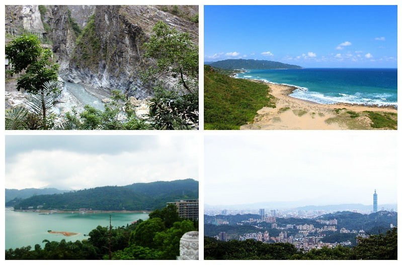 taiwan travel tips destinations