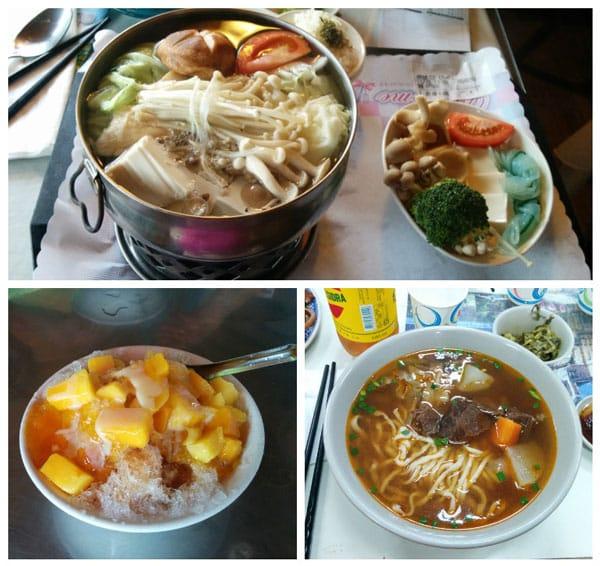 taiwan travel tips food