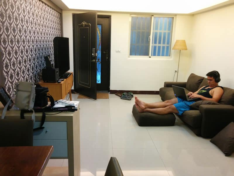 taiwan travel tips lodging