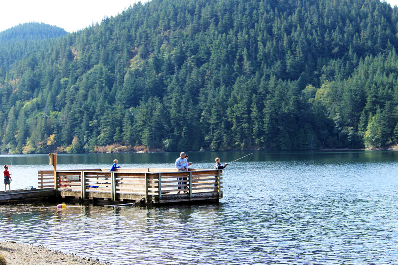 things-to-do-on-orcas-island-fish