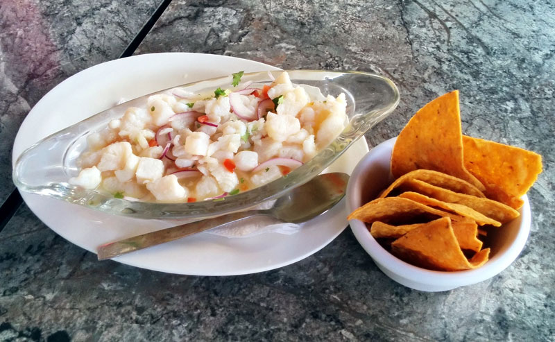 reasons to visit jaco ceviche