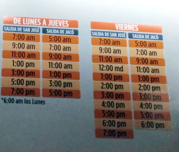 taking-the-bus-from-san-jose-to-playa-jaco-schedule