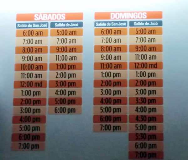 taking-the-bus-from-san-jose-to-playa-jaco-weekend-schedule