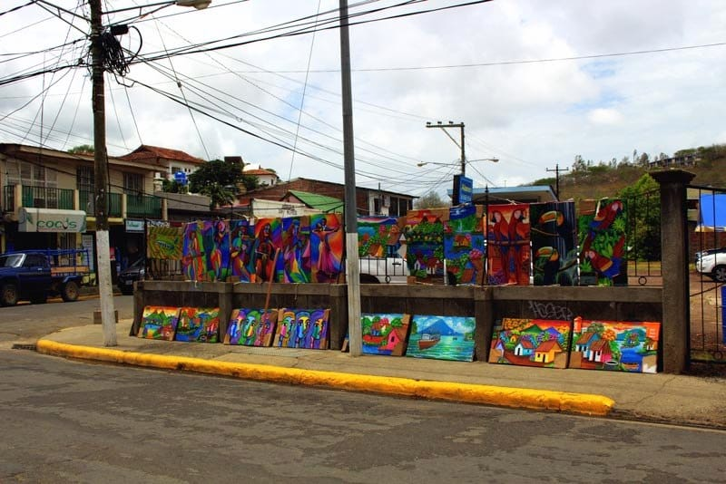 3 day itinerary in san juan del sur, nicaragua - town