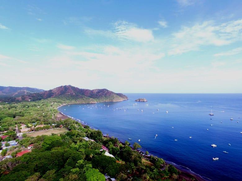 2 week Costa rica itinerary - Playas del Coco