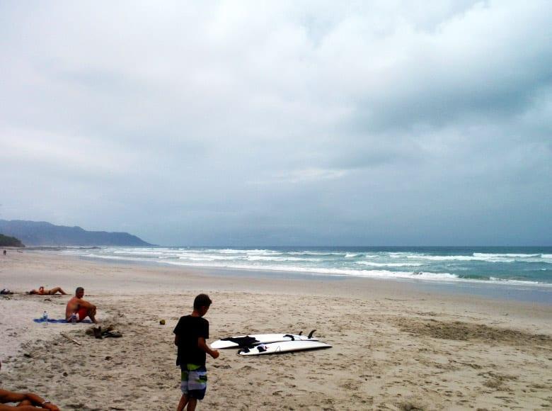 2 week costa Rica itinerary - santa teresa and mal pais