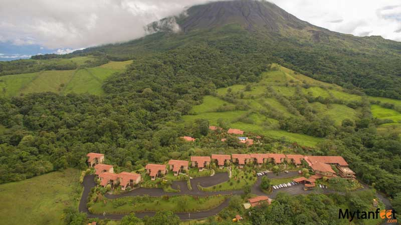 Luxury hotels in Arenal and La Fortuna - Kioro