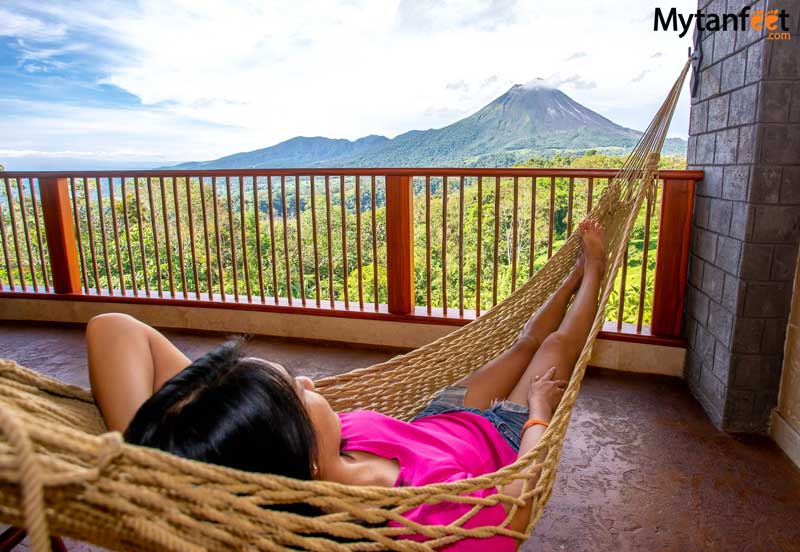Luxury hotels in Arenal and La Fortuna - the Springs Resort and Spa