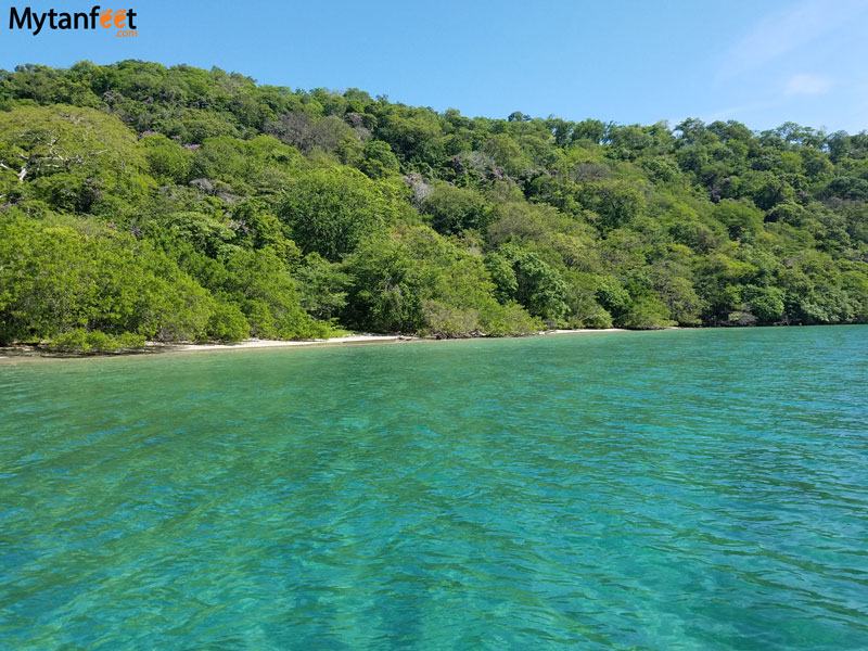 boating in playas del coco gulf of papagayo
