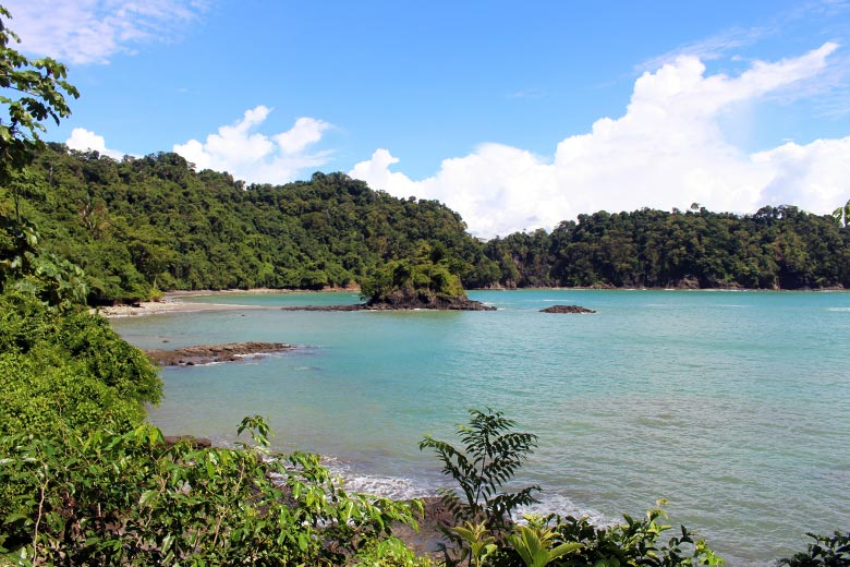 The complete guide to hiking Manuel Antonio National Park - playa puerto escondido