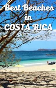 the 10 best beaches in Costa Rica