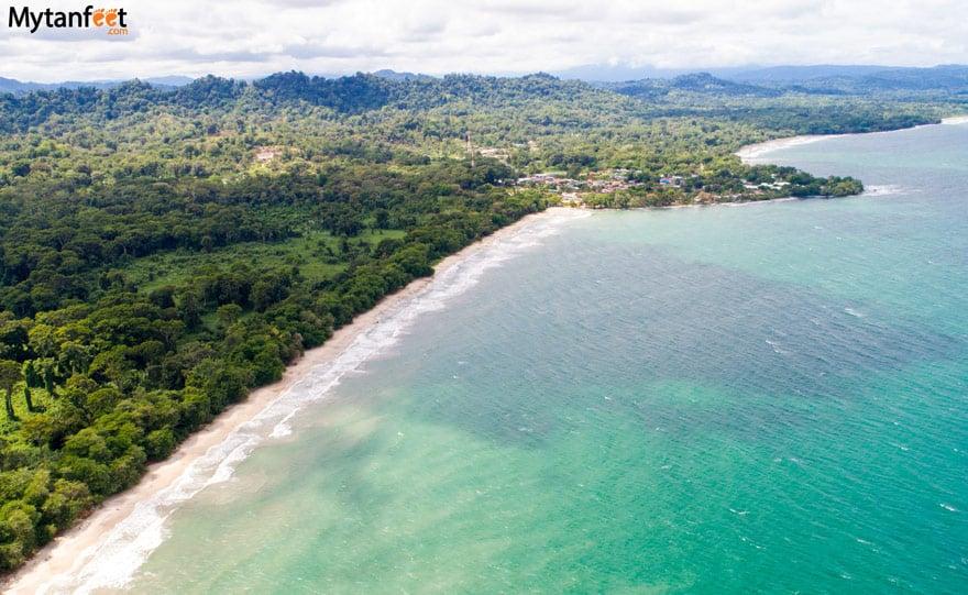 Cahuita beaches