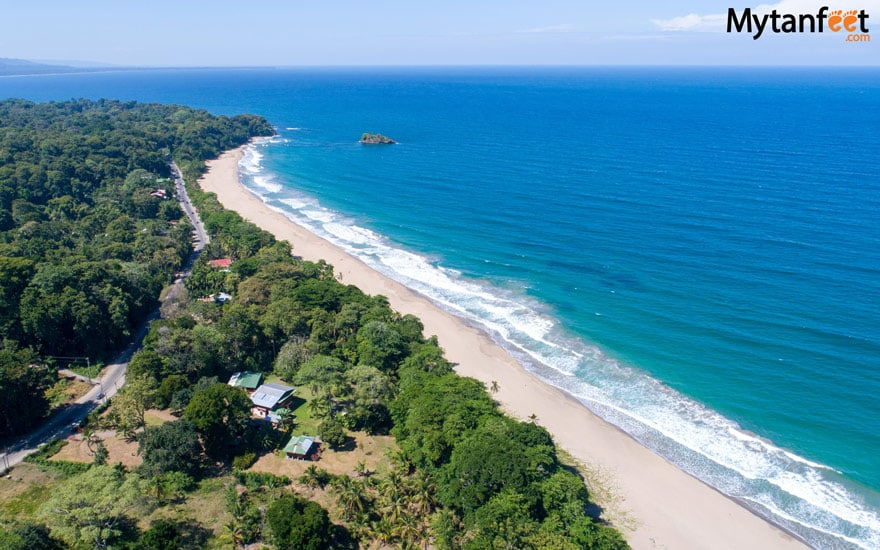 Best beaches in Costa Rica - Playa Cocles